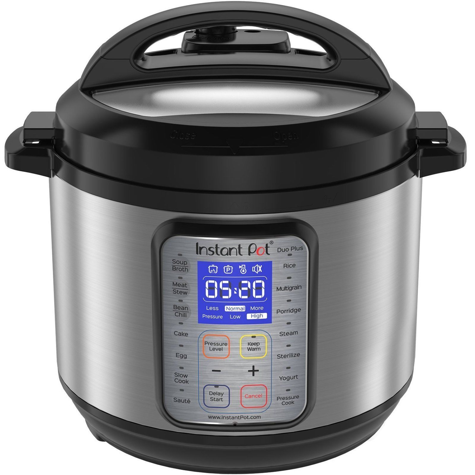 Instant Pot Duo Plus60 9-in-1 Multi-Use Programmable Pressure Cooker ...
