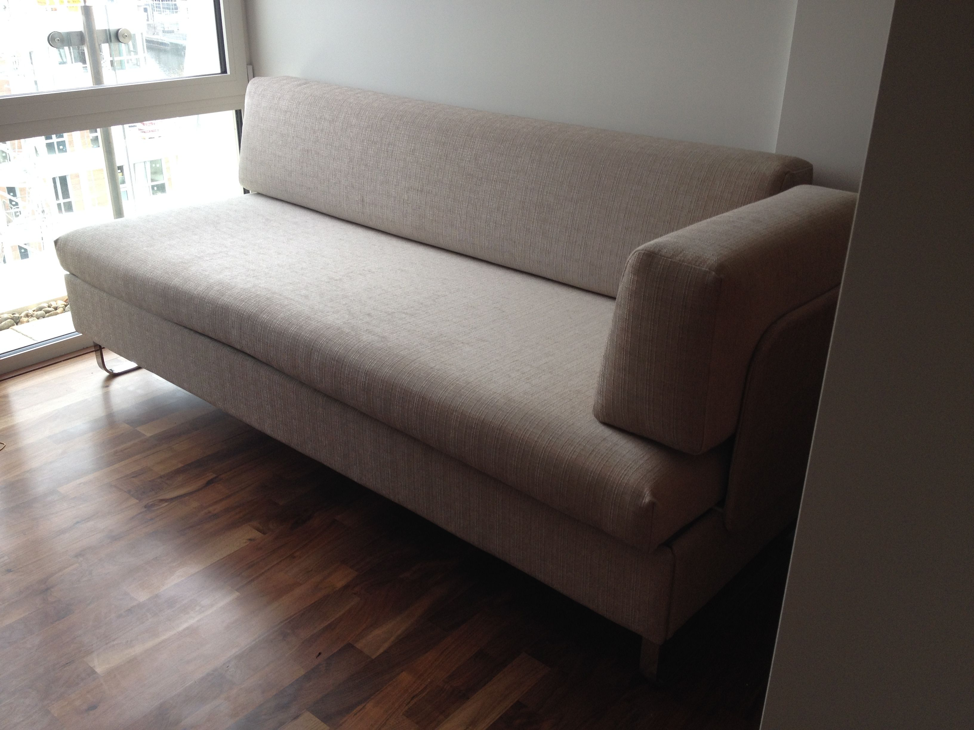 Contemporary Sofa With A Large Double Bed For All The