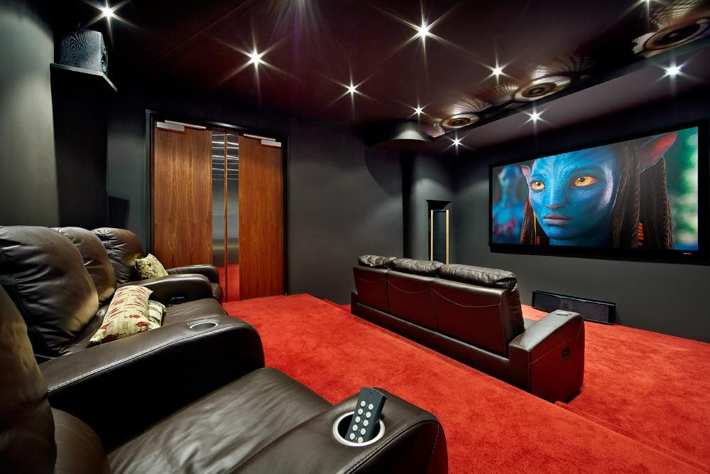 10 Things To Look Out For When Designing Your Home Theater Room