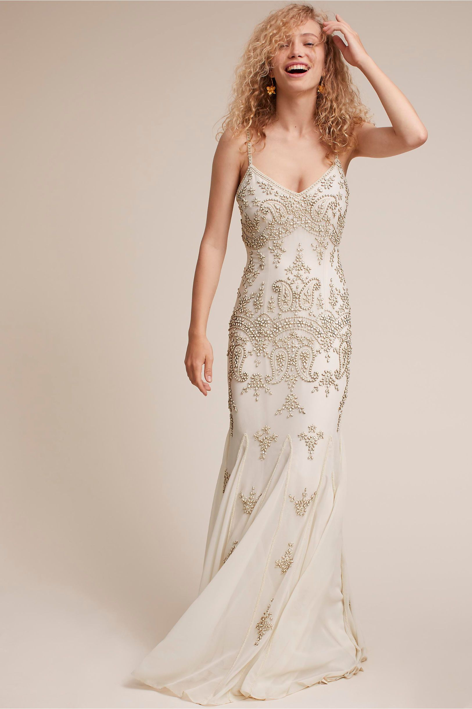 Bhldnus new line of wedding dresses is crazy affordable engaged