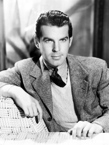 size: 24x18in Photo: Fred MacMurray, 1936 :
