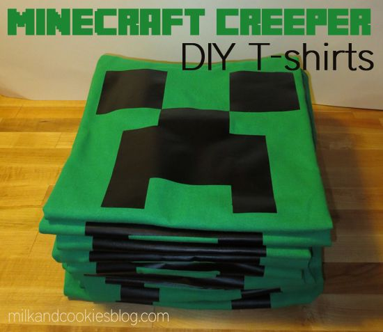 Ultimate and Inexpensive Minecraft Birthday Party Gift Bags – Mine Craft Invitation Template