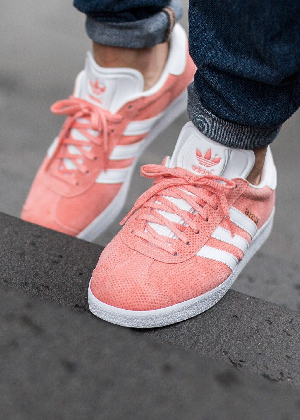 adidas nmd womens pink mens adidas gazelle ii red suede trainers