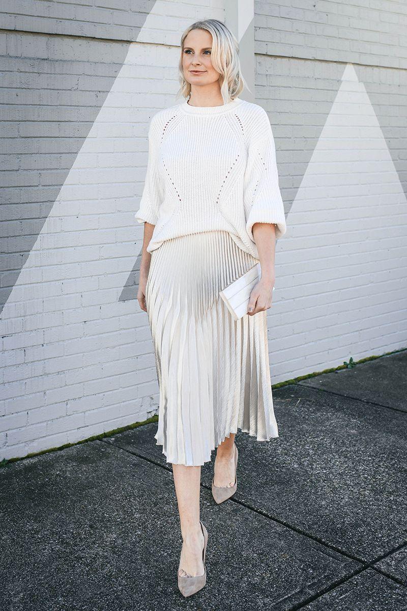 75c0111857 sunday best | My Style | Metallic pleated skirt, Pleated skirt ...
