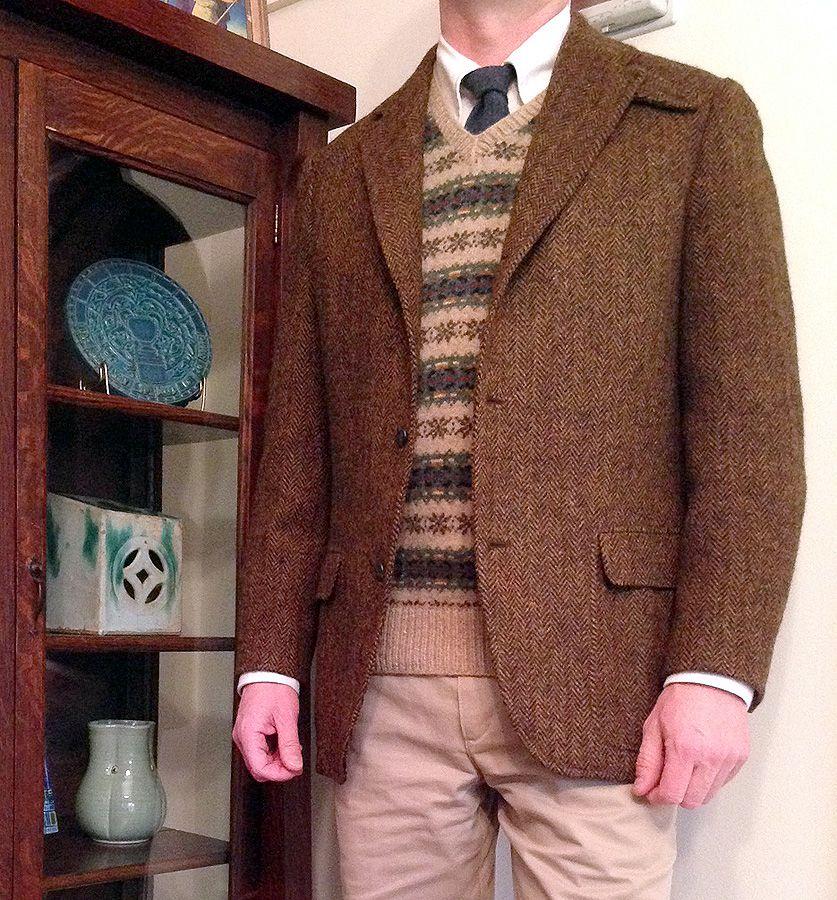 Show us your favorite Harris Tweed items