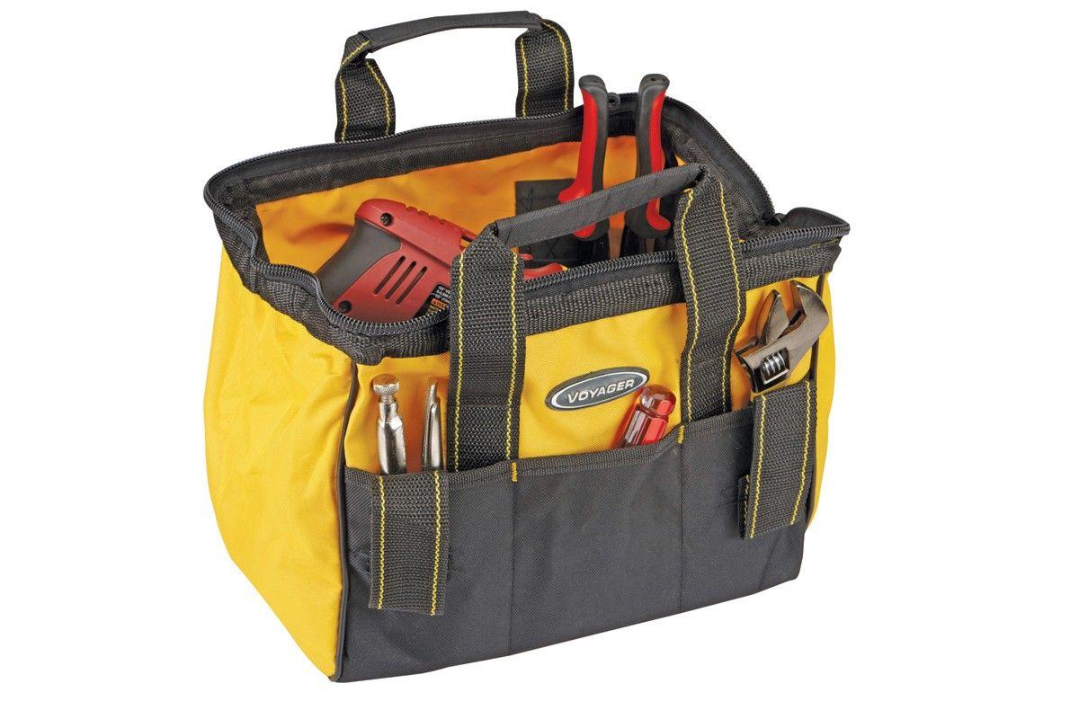 """Voyager 38168 12"""" Tool Bag"""