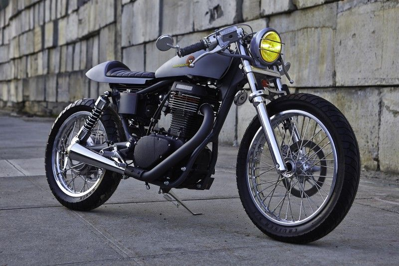 Suzuki Savage Pocket Monster | Motorcycles and cars | Sportster cafe