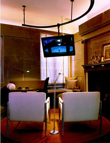 Wunderbar Track Mounted Tv? That Could Be Cool