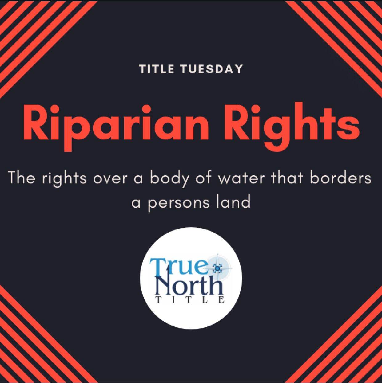 What Are Riparian Rights Title Insurance Best Titles