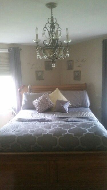 If You Have Space Try Placing The Bed At An Angle Bedroom Arrangement Bedroom Furniture Layout Remodel Bedroom