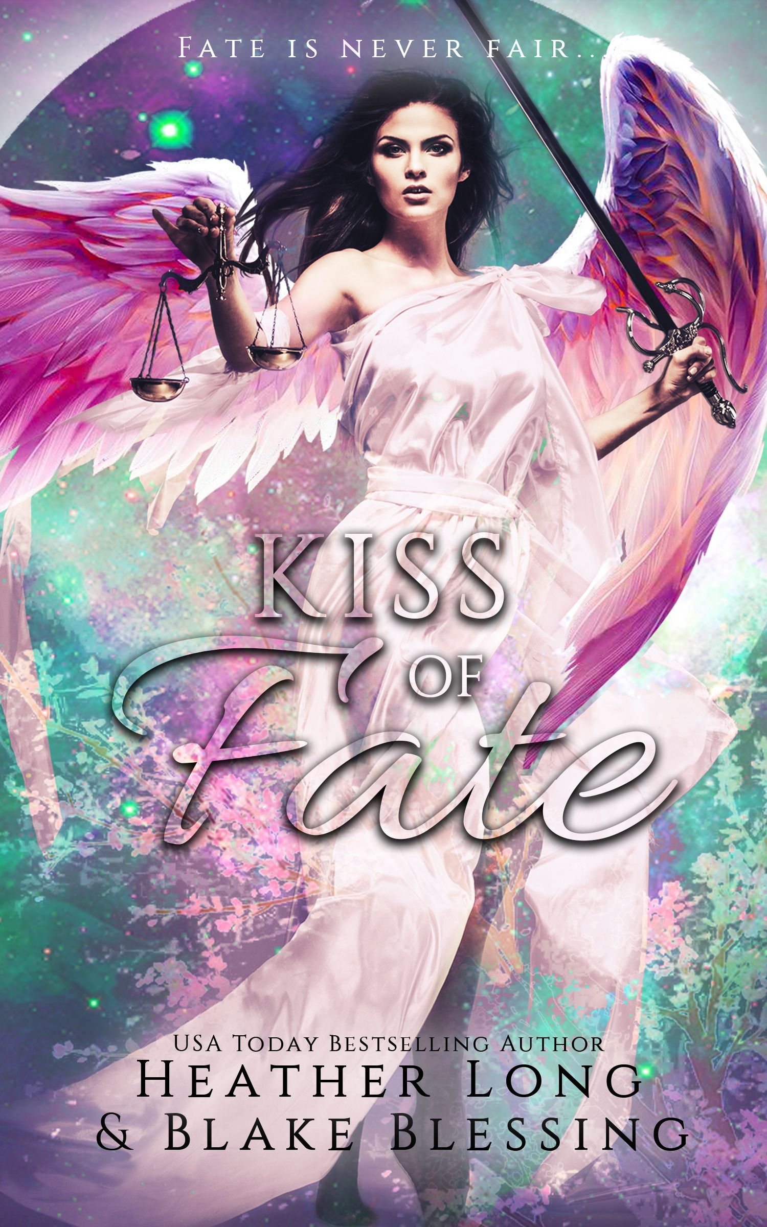 Kiss Of Fate Usa Today Bestselling Author Fate Sinner