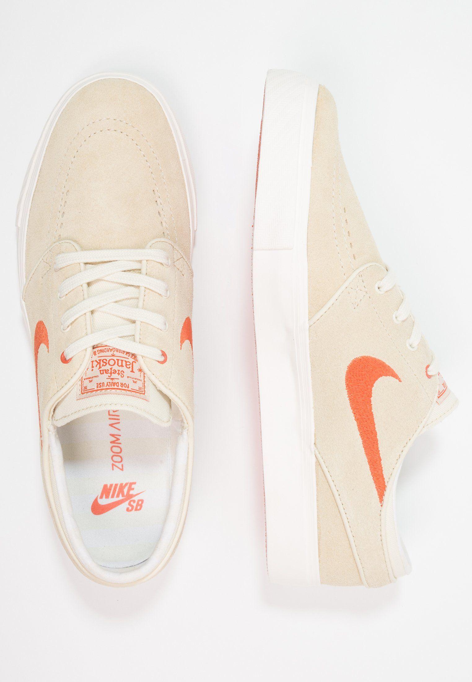 Nike SB ZOOM STEFAN JANOSKI Chaussures de skate fossil