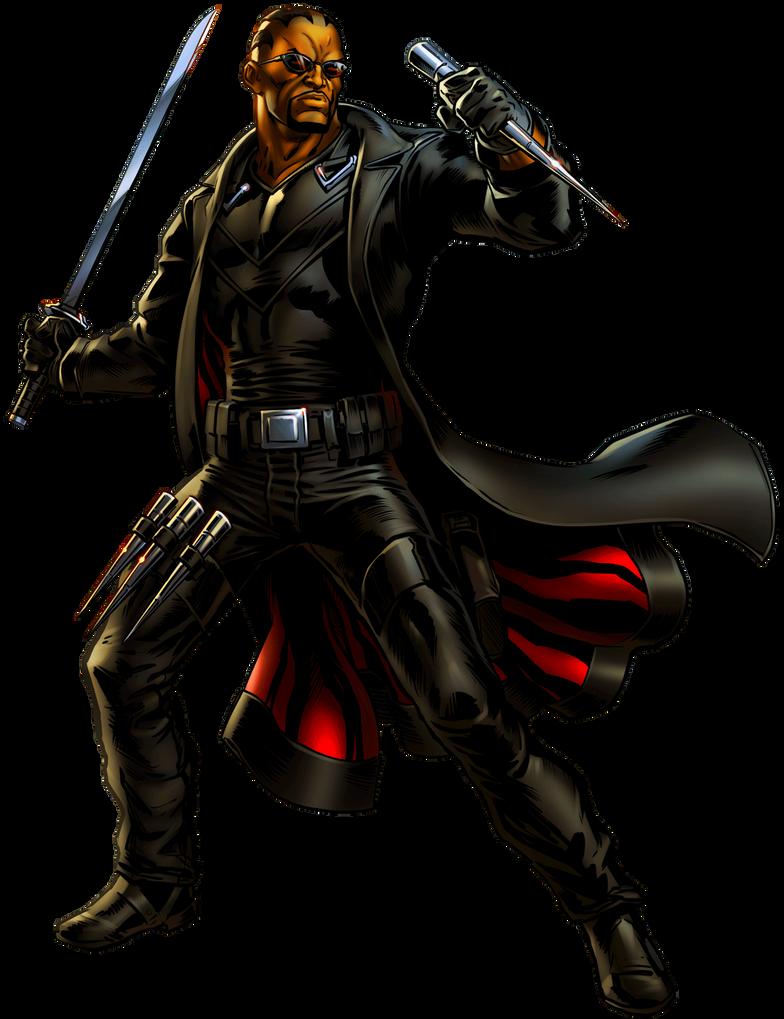 Blade by AlexelZ Marvel avengers alliance, Avengers