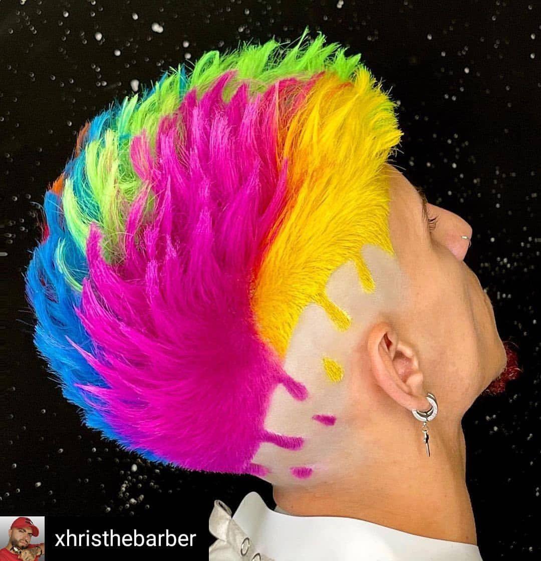 Für coole männer haarfarben 15 Coole