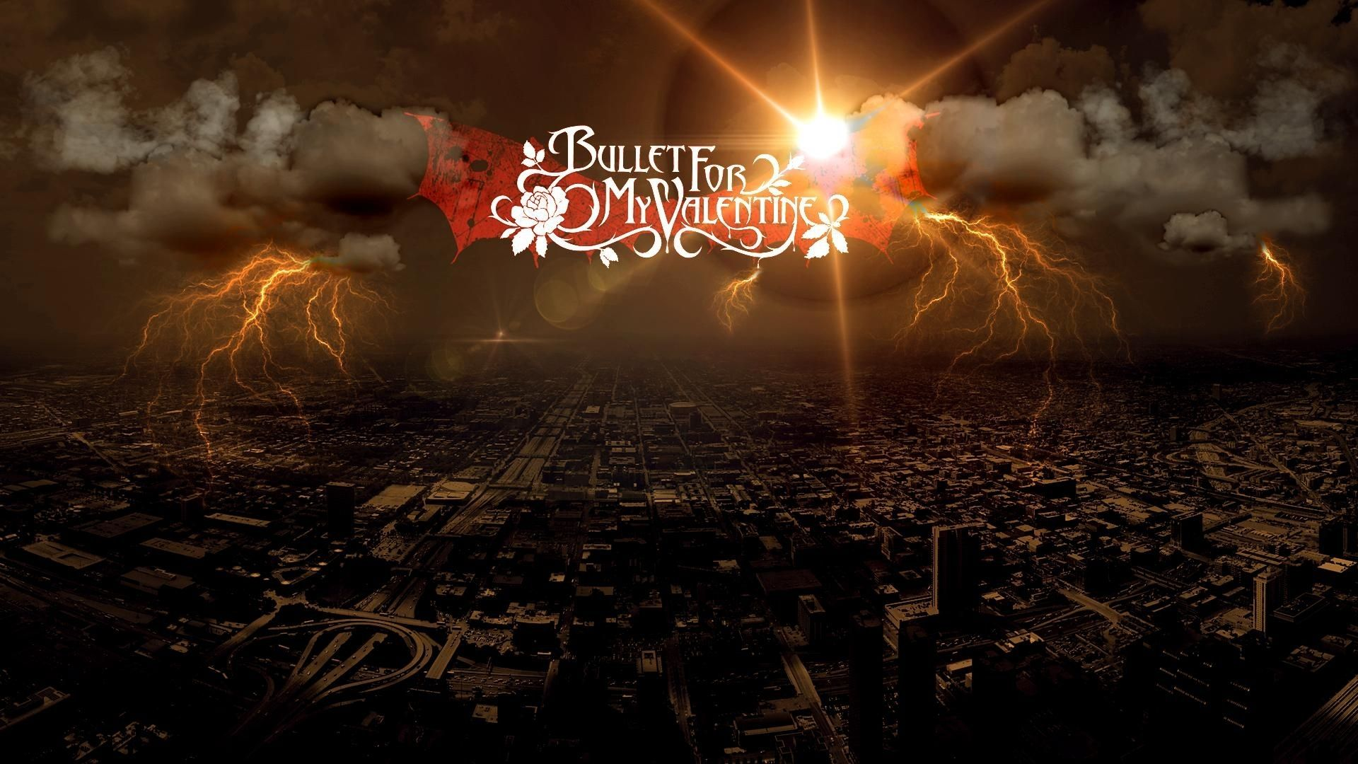 10 Most Popular Bullet For My Valentine Wallpaper Full Hd 1080p For