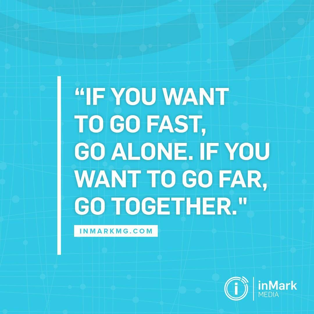 "33 Likes, 2 Comments - inMark Media (@inmarkmedia) on Instagram: ""Together we are stronger. #united #inmark • • • • #motivation #sales #success #business #focus…"""