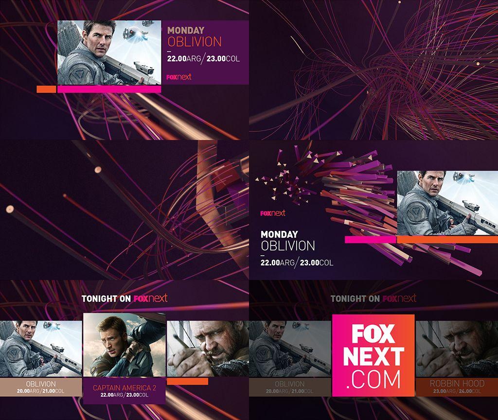 Fox Next - Santi Zoraidez - Art Director & Designer