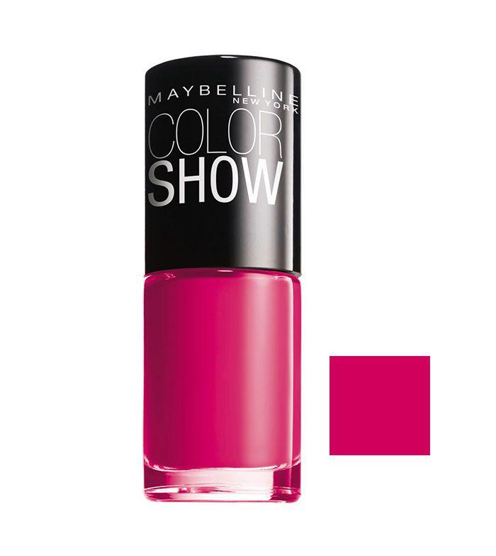 Maybelline - Esmalte de Uñas Color Show - 006 Bubblicious | Bellezas ...