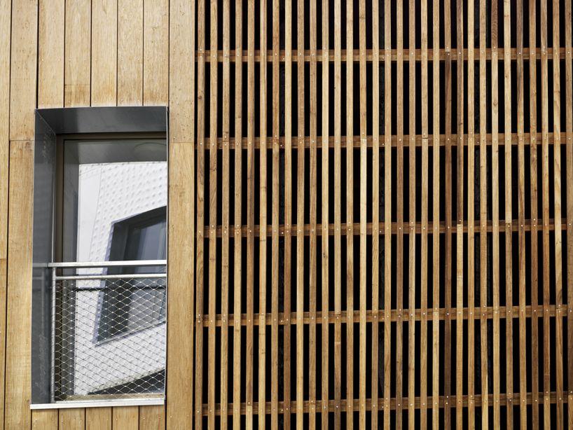 Resultado de imagen para celosia de madera arquitectura - Celosia de madera ...