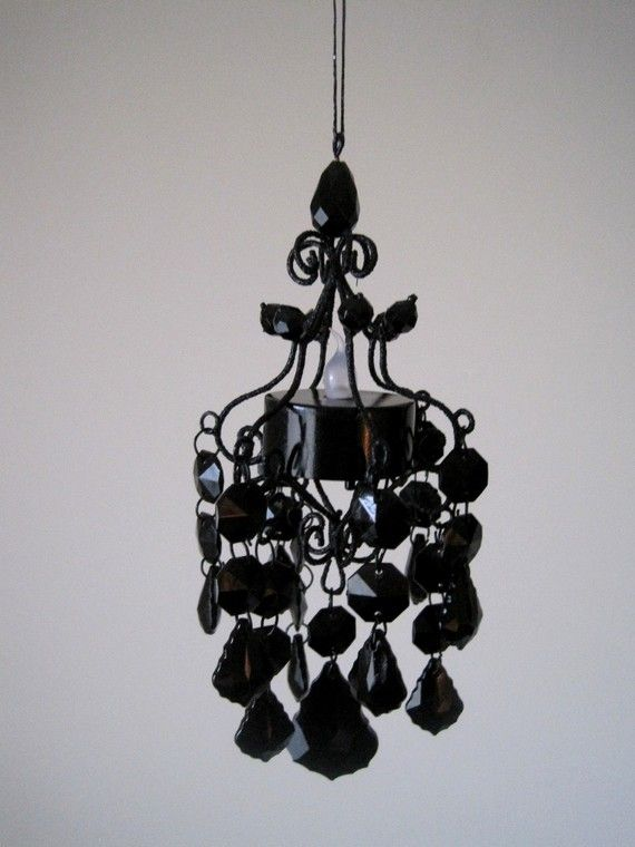 Teeny mini black lighting car chandelier made to order chandeliers teeny mini black lighting car chandelier by shabulouscreations 2000 aloadofball Image collections