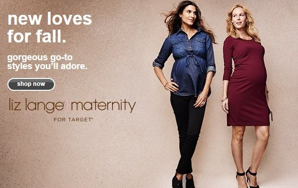 models Target maternity expecting