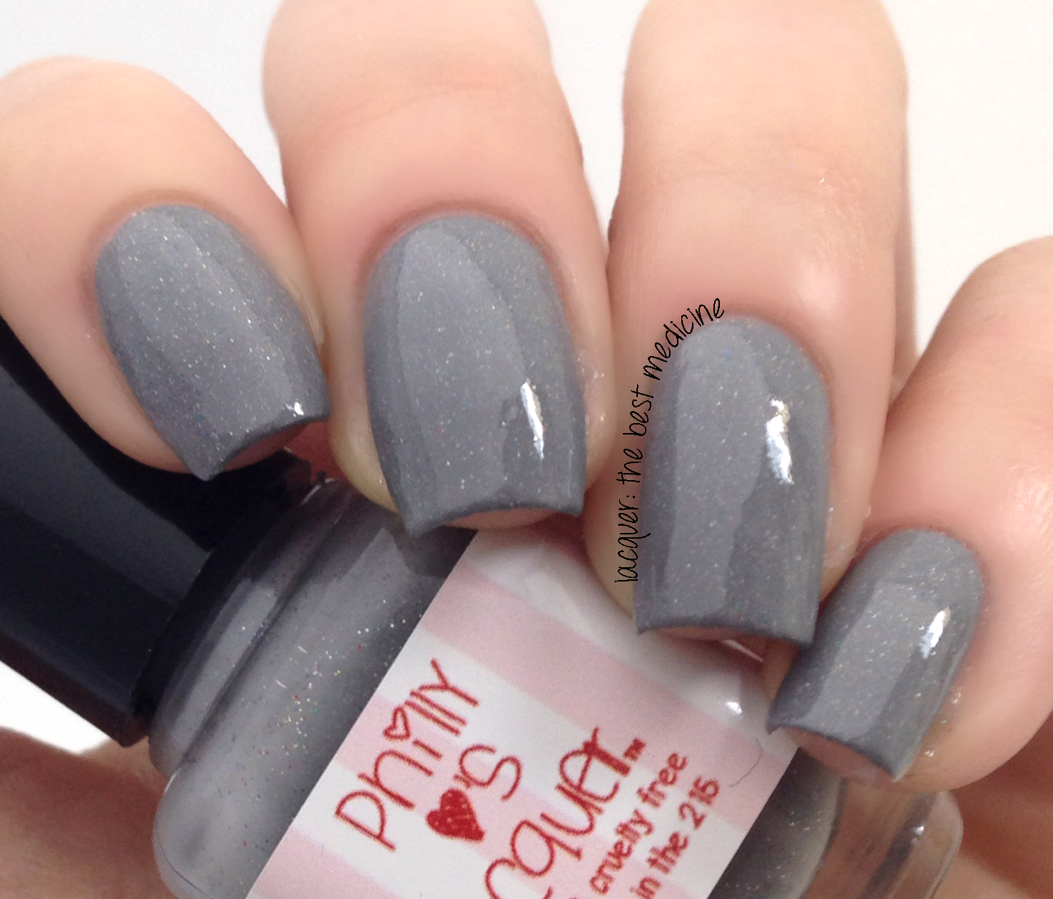 Lacquer: The Best Medicine!: Philly Loves Lacquer | Fancy Winter ...