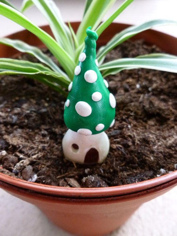 Miniature Fairy or Gnome Mushroom Home- green and white ... on house plant ivory, house plant sage, house plant eggplant, house plant fern, house plant strawberry, house plant fungus, house plant pink, house plant flower, house plant asparagus, house plant red, house plant willow, house plant mold, house plant dog, house plant larva, house plant coffee, house plant pineapple, house plant fennel, house plant corn, house plant thyme, house plant colorful leaves,