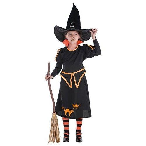 Disfraz Bruja Carol Infantil