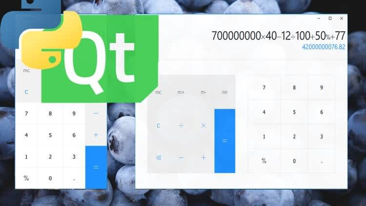 Python Gui Graphical User Interfaces In Python With Pyqt Udemy