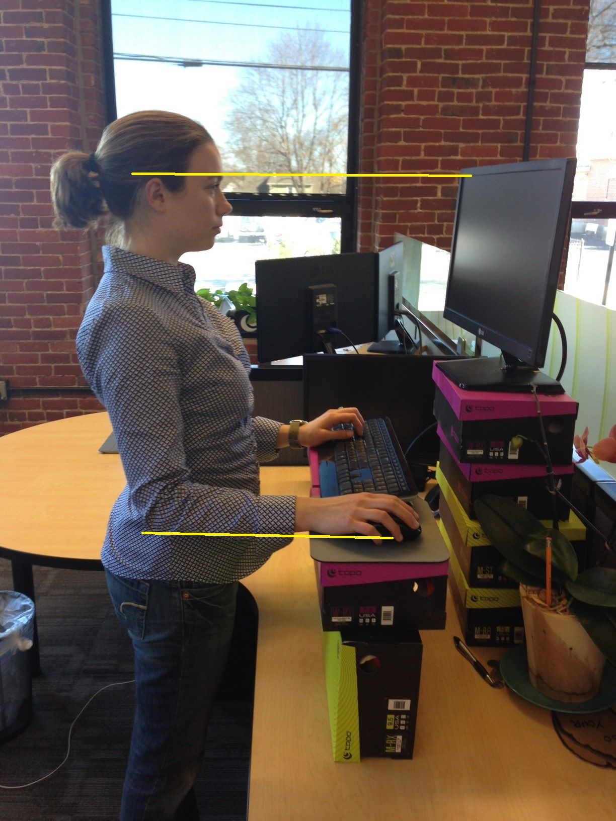 Standing Desk Guide How Tos Pinterest Canada The ojays and
