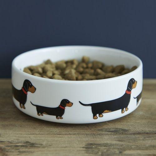Dachshund Dog Bowl Dog Bowls Dachshund Dog Dachshund
