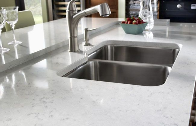 Quartz countertops cambria zodiaq hanstone for Zodiaq quartz price per square foot
