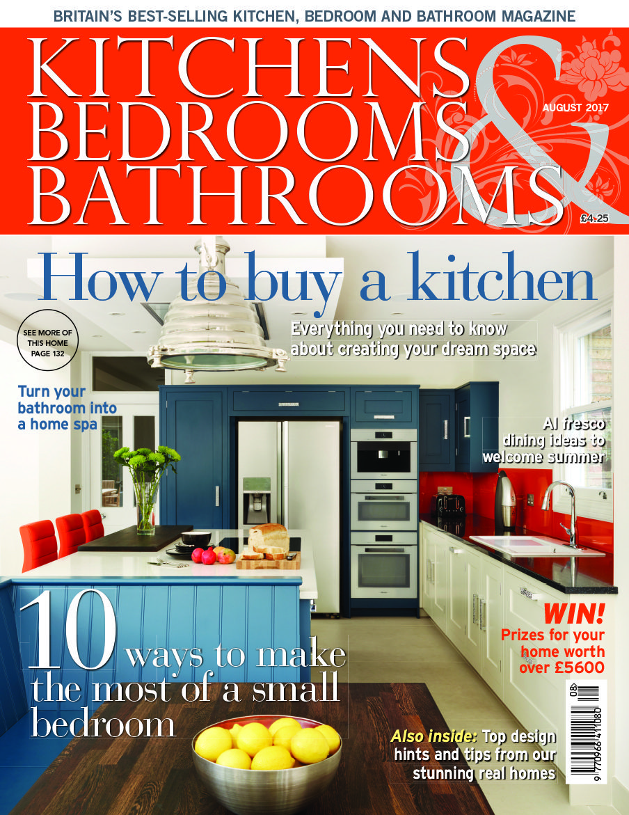 Photo Gallery For Photographers Kitchens Bedrooms u Bathrooms magazine August