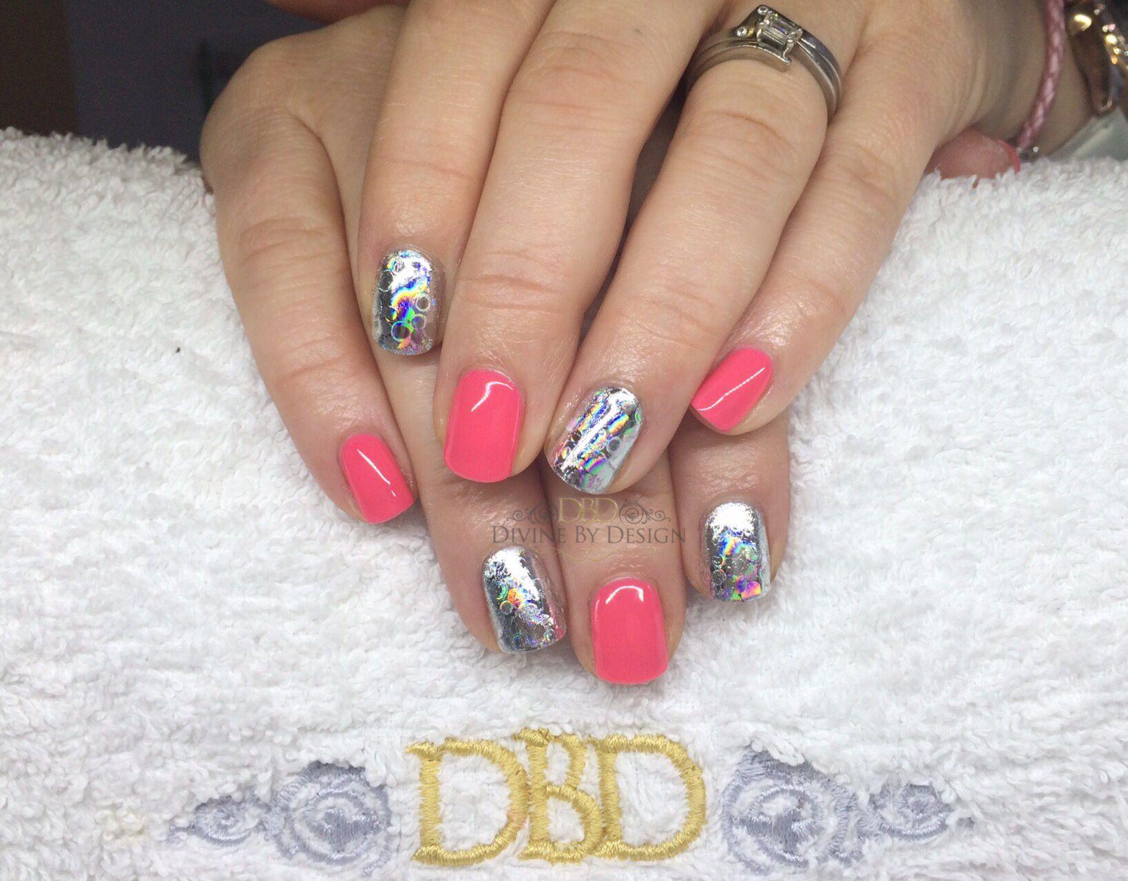 http://NatashaLee.info. Blogger. Gel II with foils