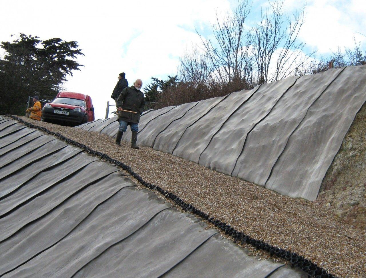 Concrete Cloth 8 Mm Thick 125 M Bulk Roll Concrete Cloth Concrete Commercial Remodeling