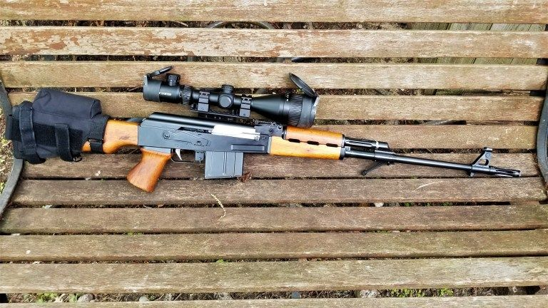 Part 2: Two Rivers Arms Yugo M76 Rifle – Mounting the Optic | AK and
