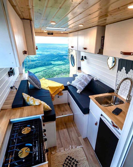 Photo of Top 30 des vans aménagés qui nous donnent envie de voyager!