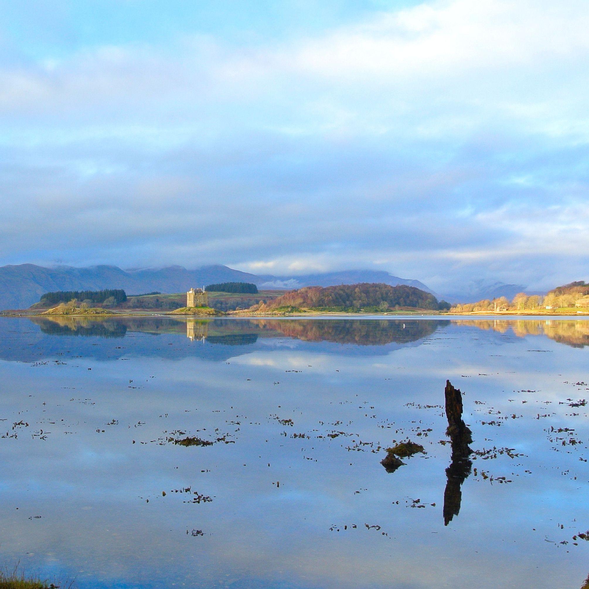 Loch Linnhe West coast scotland, Luxury hotel