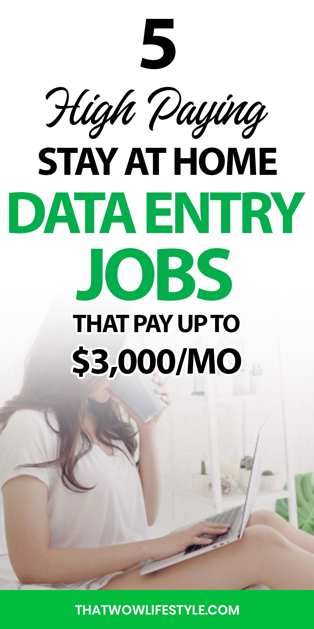 Best Data Entry Jobs To Earn Money Online From Home In 2020 Data