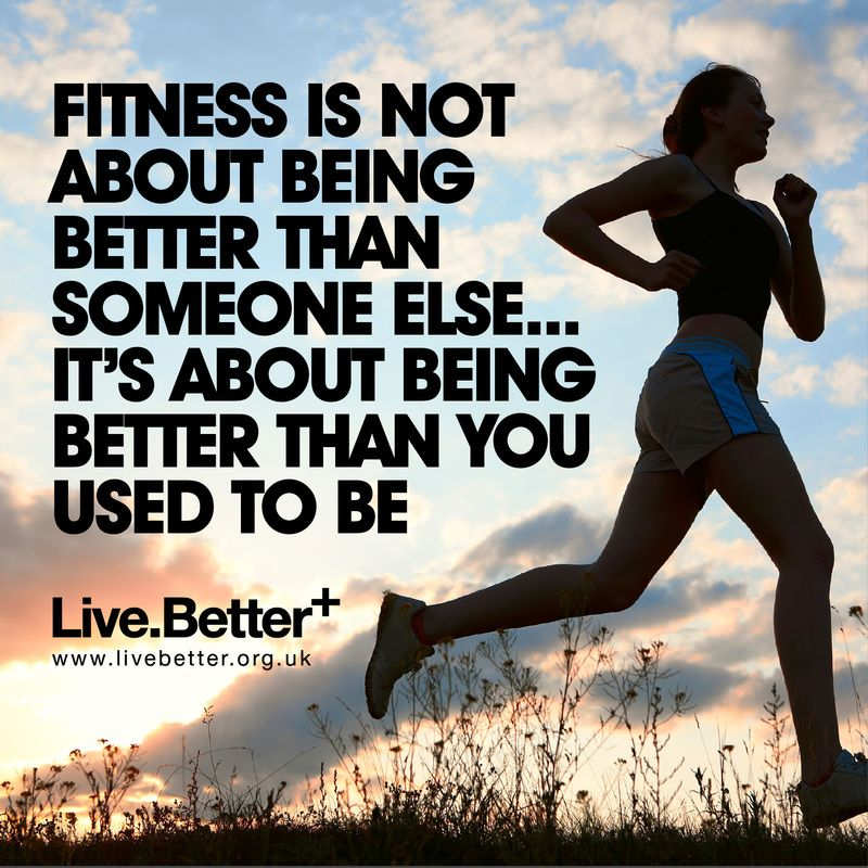 Motivational Quotes On Health, Fitness & Exercise To