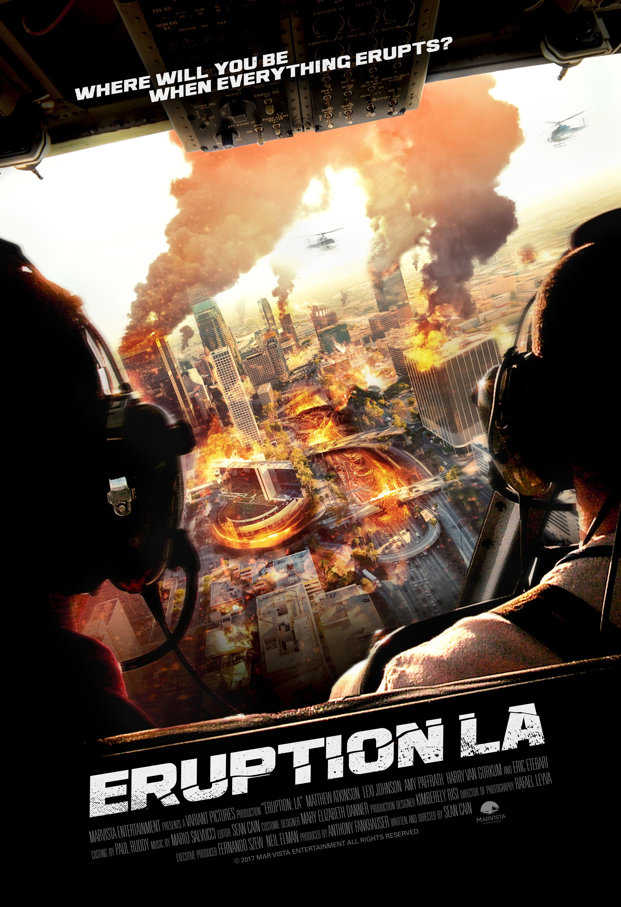 فيلم Eruption LA 2018 مترجم Streaming movies free