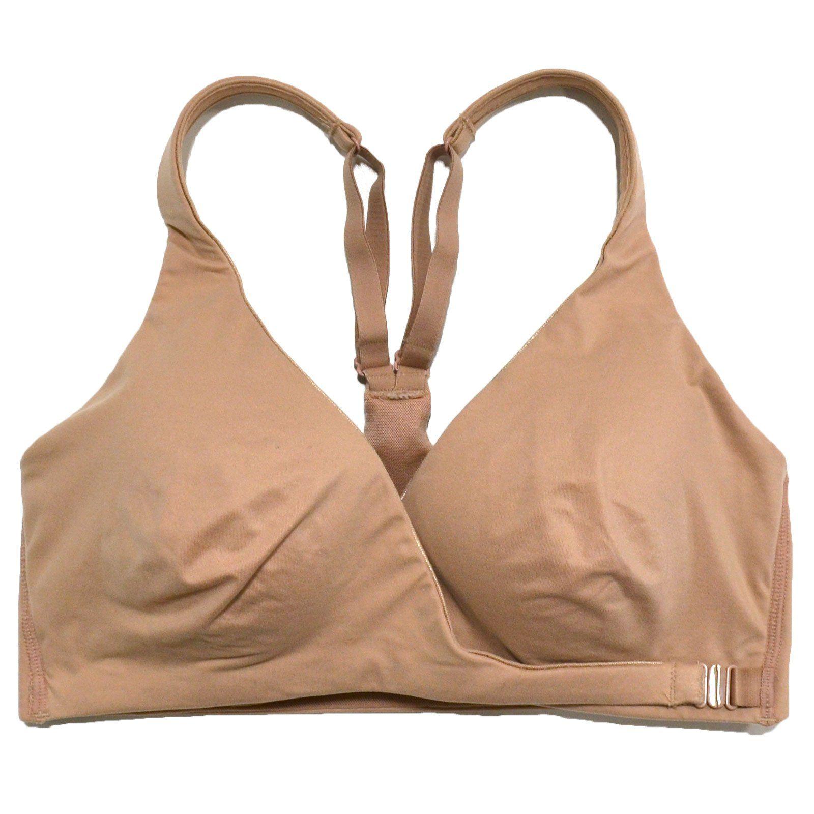 Victoria's Secret Sports Bra Wrap Front/Front Close (32C