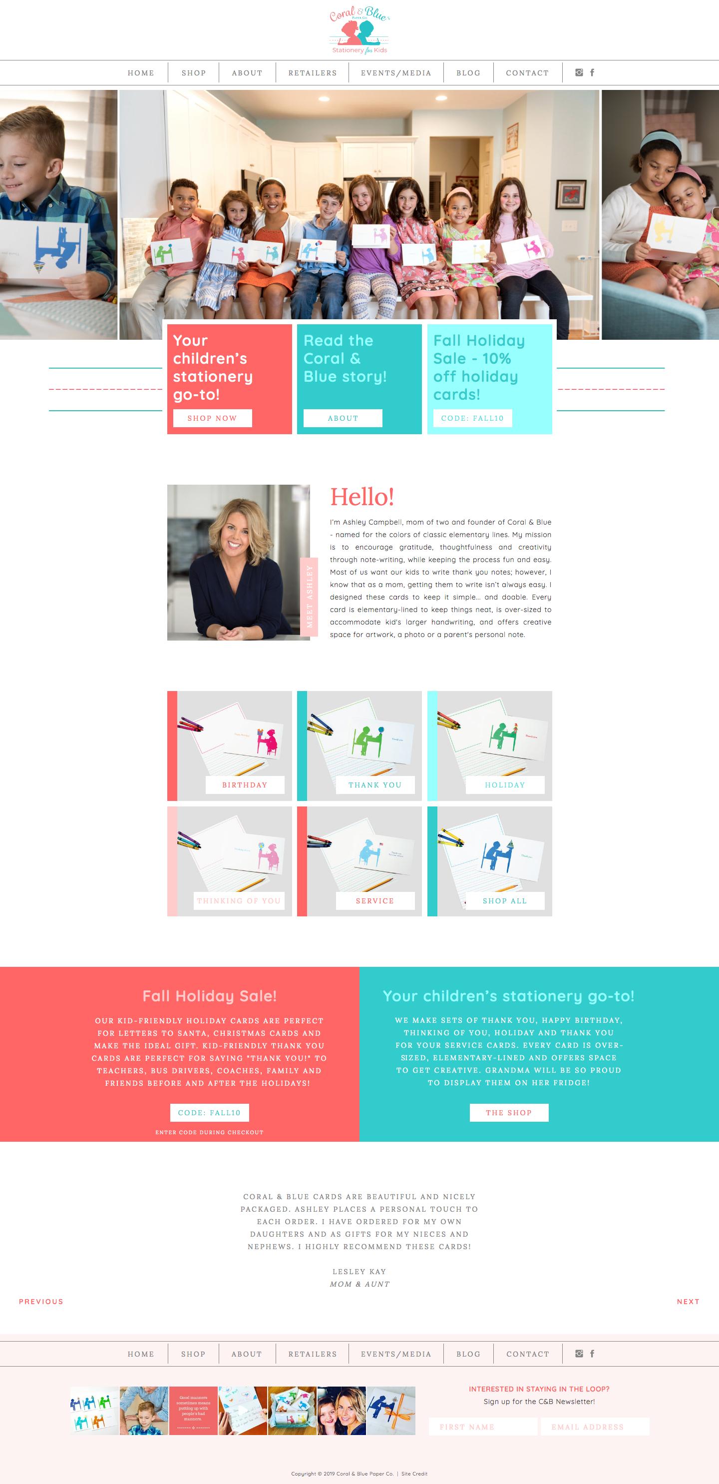 Custom Showit Website Design With Shopify Lite Integration For E Commerce Functionality Website W Branding Website Design Custom Website Design Website Design