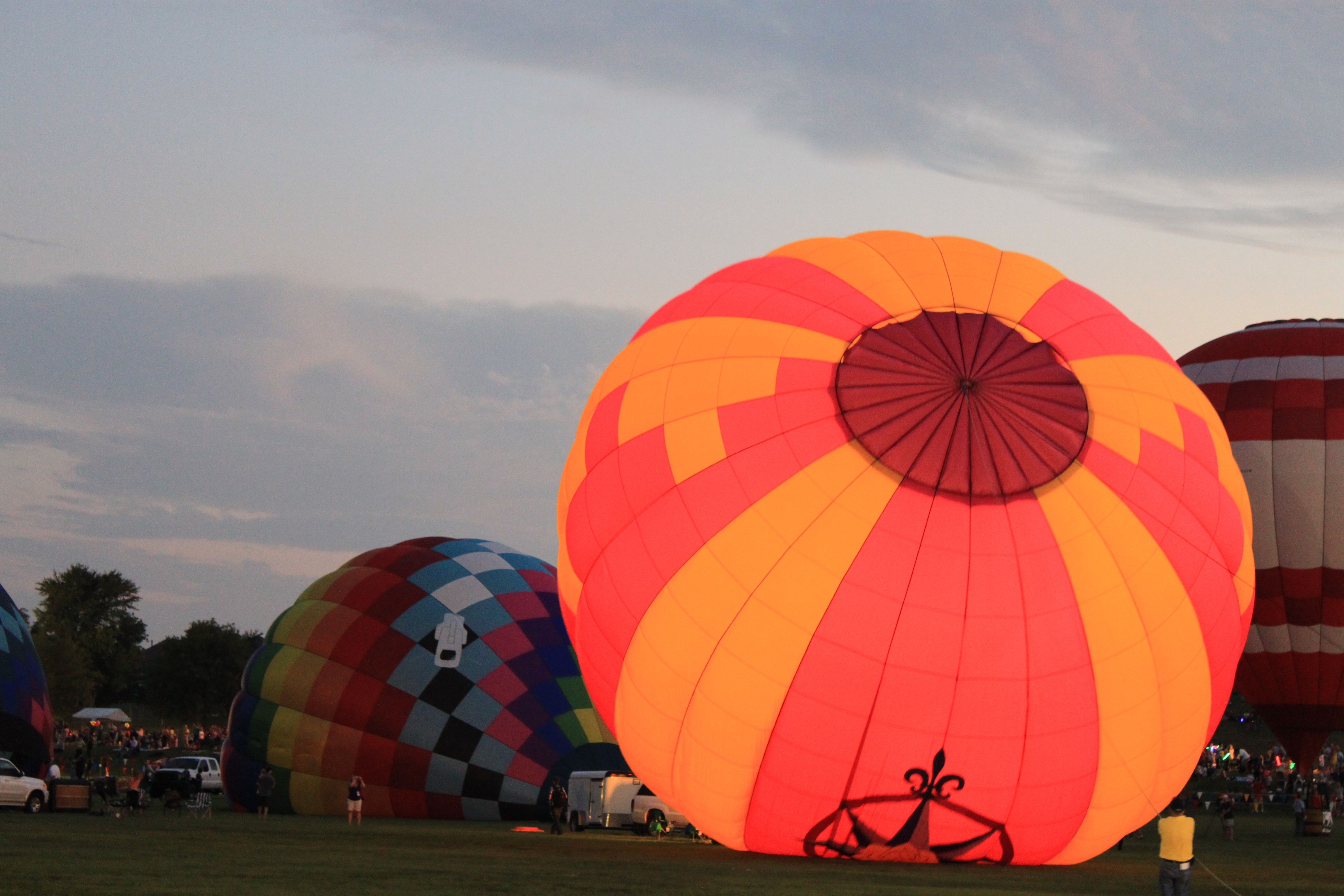 Plano Balloon Festival (With images) My photo album