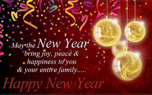 Charming Happy New Year 2018 Quotes : New Years Wishes Quotes 2017 | Quotation And  Lifestyle Quotes