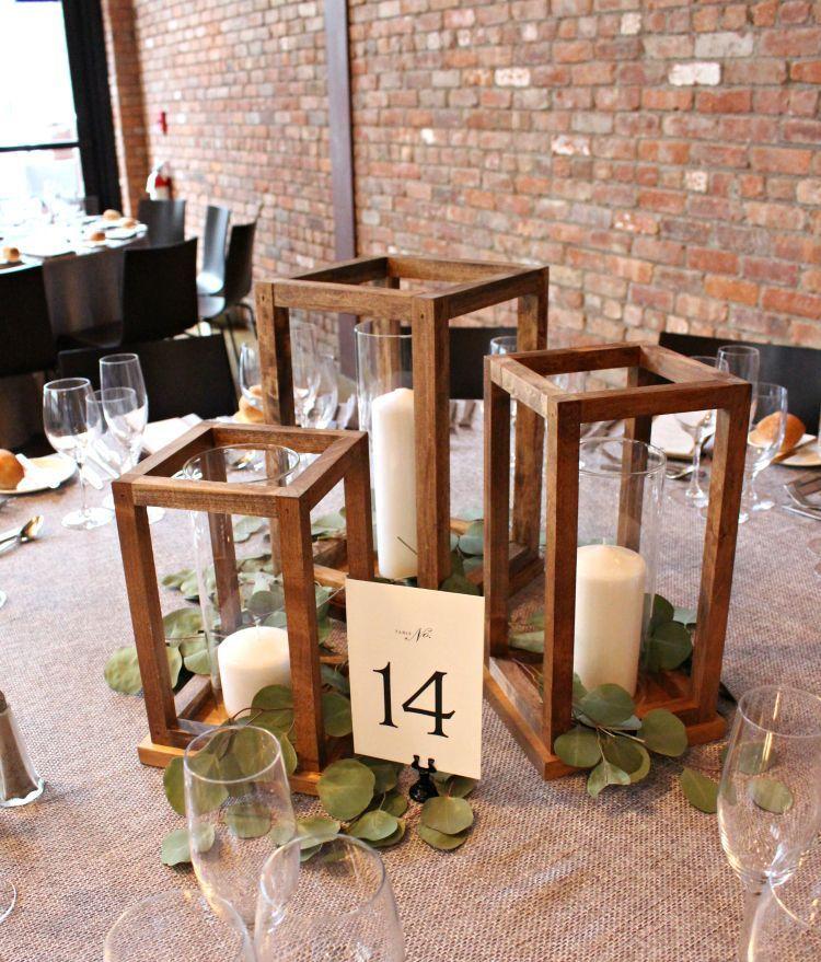 simple diy wooden lanterns steven currin 2018 pinterest rh pinterest com diy wood lantern centerpieces diy wood slices for centerpieces