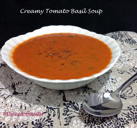 homemade tomato soup recipe_