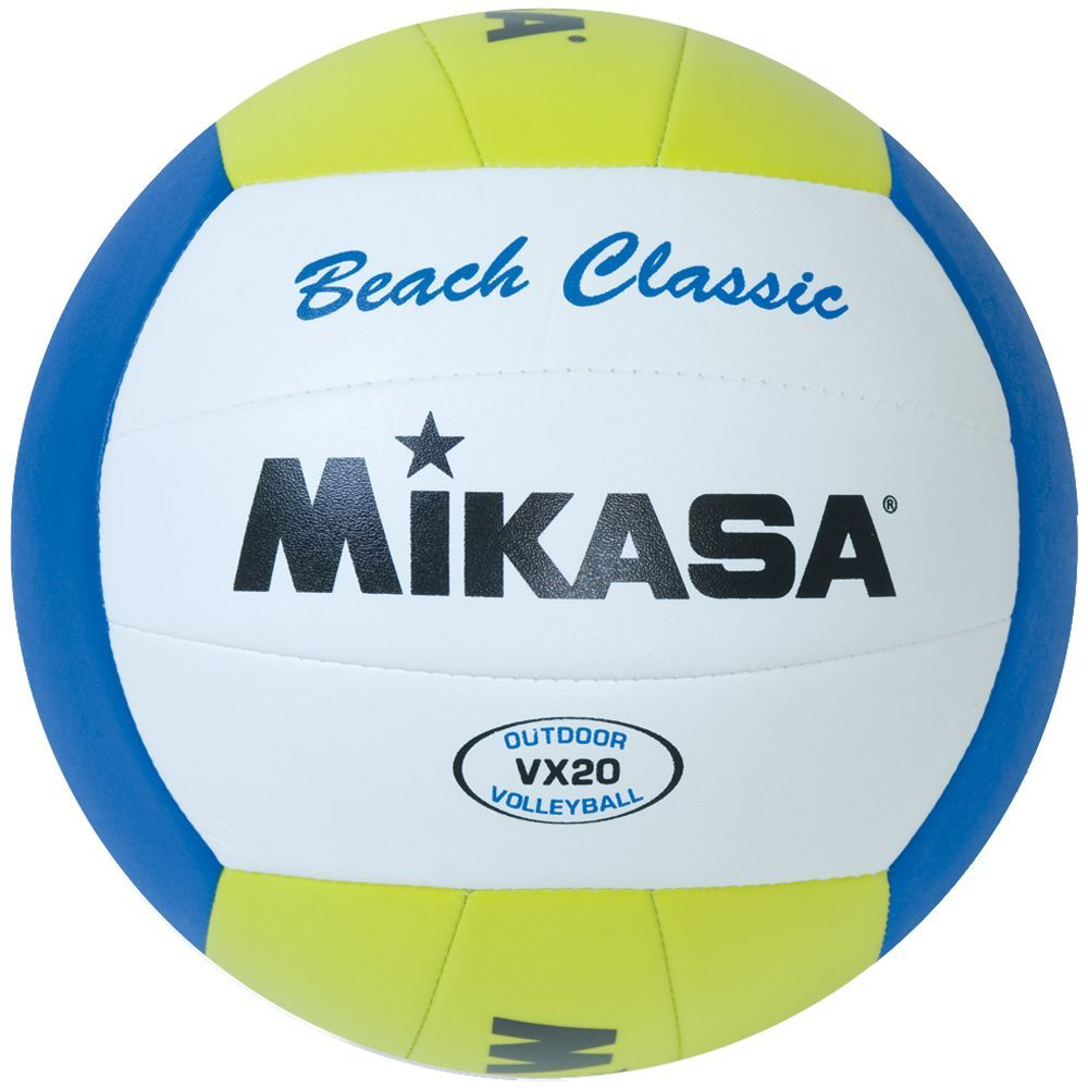 Mikasa Vx20 Classic Replica Beach Volleyball Mikasa Volleyball Beach Volleyball
