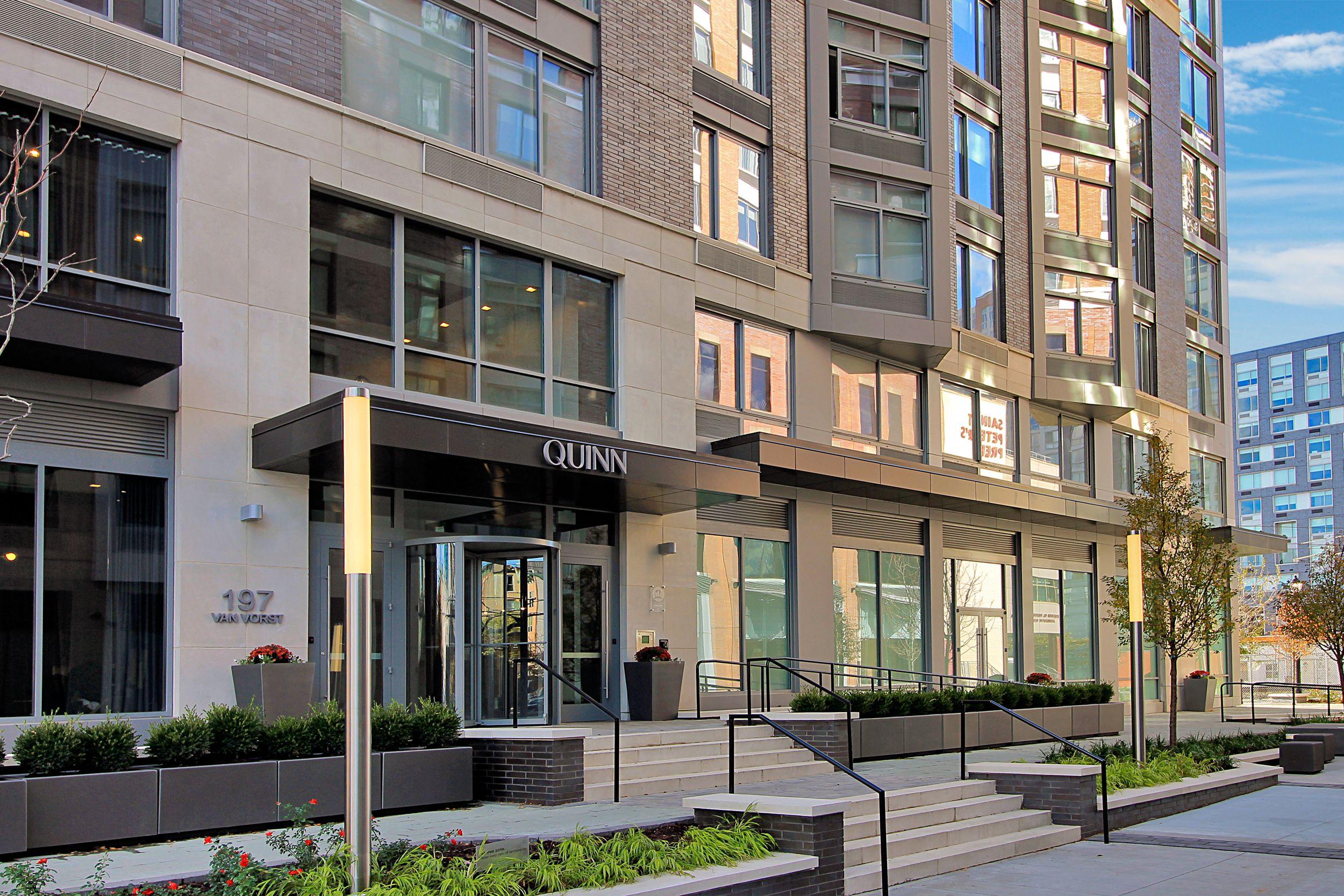 jersey city apartment communities