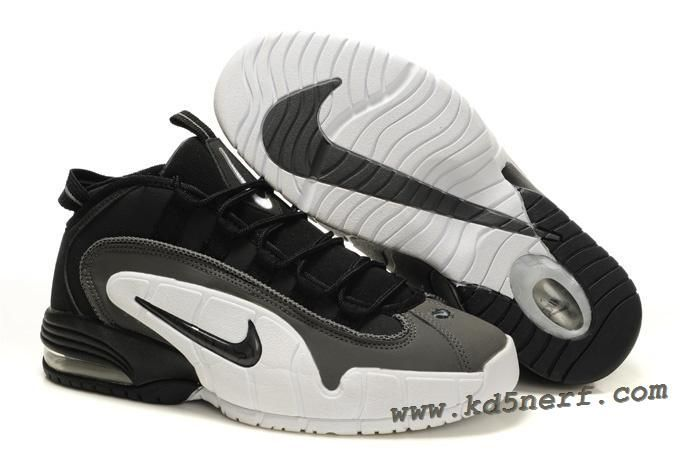 new product 982df a6f05 Nike Air Max Penny Retro Black Dark Grey White - Penny Hardaway
